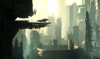 Star Citizen - Planeta ArcCorp