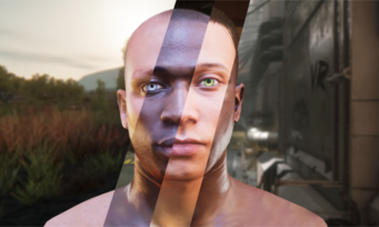 Star Citizen 3.5.0 DNA Face Customization