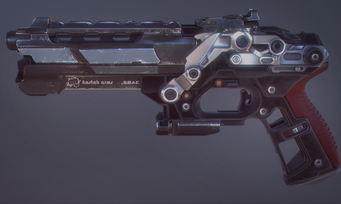 Star Citizen - Kastak Arms Coda