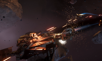 Star Citizen - Ship AI Combat Behaviour Improvement