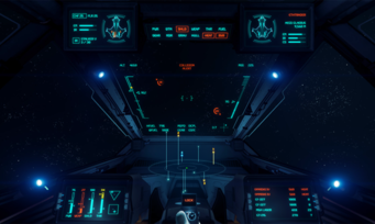 Star Citizen - Vehicle Scanning HUD Improvements