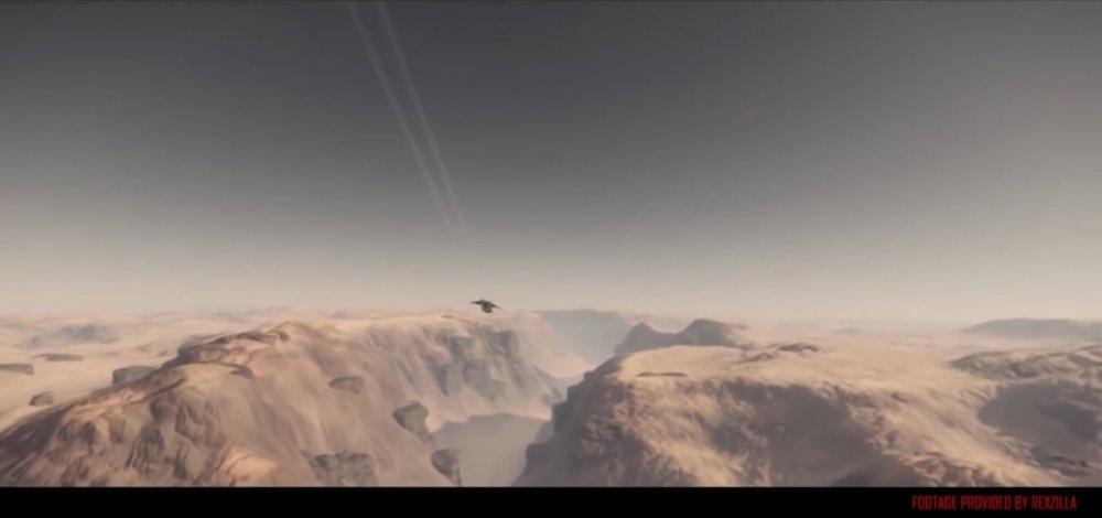 Star Citizen 3.5 - Wydarzenie: Gladius Valiant