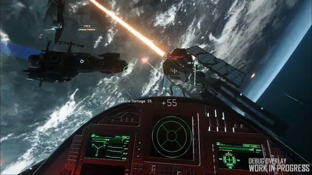 Star Citizen 3.5 - Avenger Titan