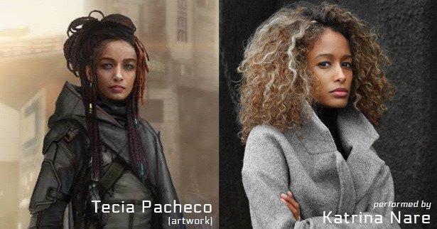 Star Citzien 3.5 - Tecia Pacheco