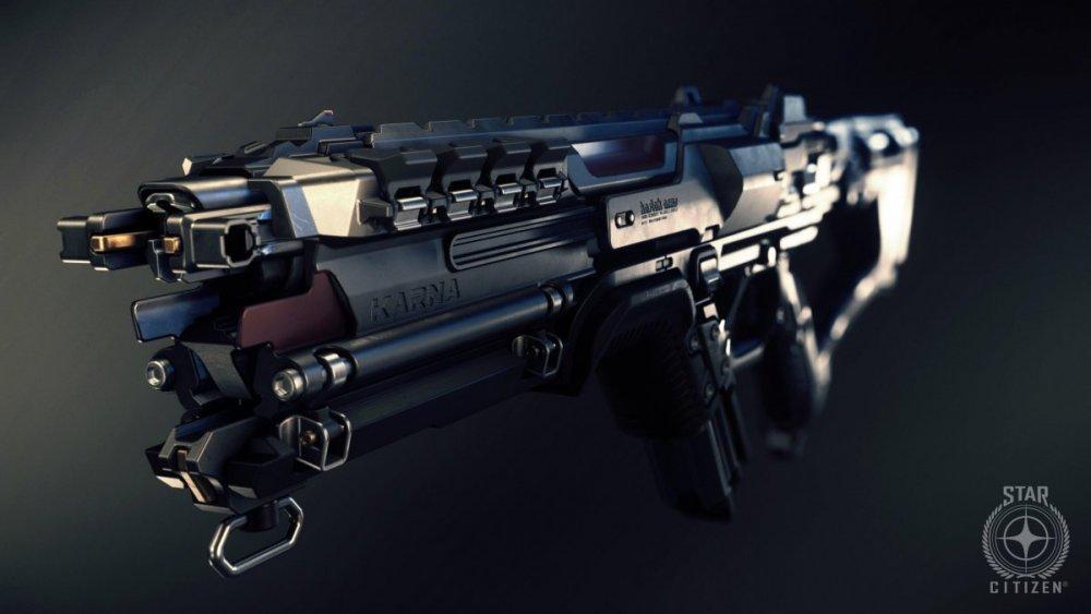 Star Citizen - Kastak Arms Karna