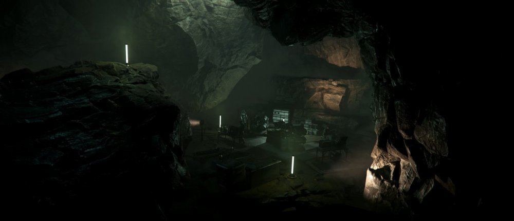 Star Citizen 3.7 - Caves, Jaskinie