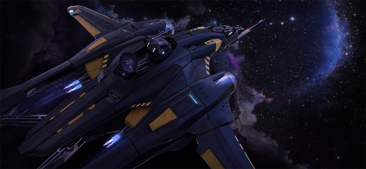 Graj za darmo w Star Citizen przez 12 dni! Rozkład Jazdy Intergalactic Aerospace Expo 2949