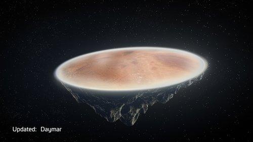 Star Citizen: Planet Tech V5 - Spłaszczenie